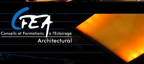 CFEA - Conseil et formation à l'éclairage architectural