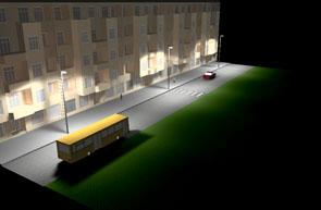 formation la manipulation du logiciel dialux pour un projet d 39 clairage public. Black Bedroom Furniture Sets. Home Design Ideas