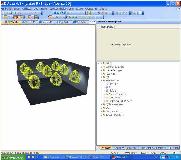 logiciel dialux eclairage